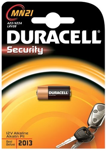 Duracell Alarm Battery MN21