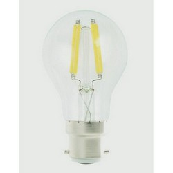 Filament B22 540lm Warm 2700k 6w Non-dimmable