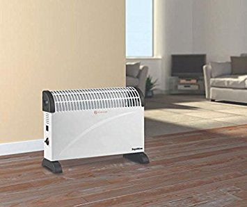 Thermostatic Floor Standing Electric Convector Heater 2000w SCH2000W